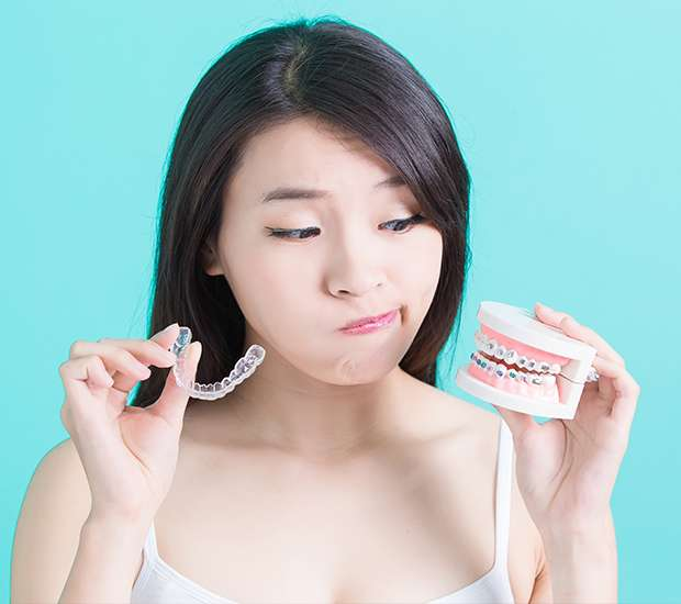 Pasadena Which is Better Invisalign or Braces